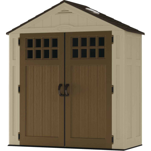 Suncast Everett 94 Cu. Ft. Storage Shed
