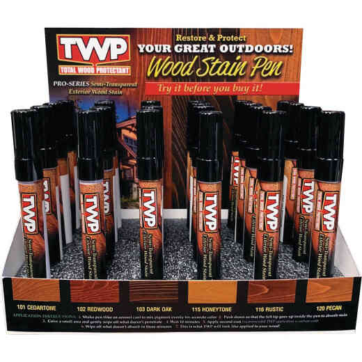 TWP100 Series Deck Stain Pen Counter Display Box